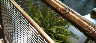 Щелевые решетки в строительстве и для декоративных целей
