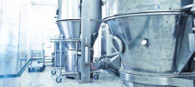 Щелевые сита в химической промышленности