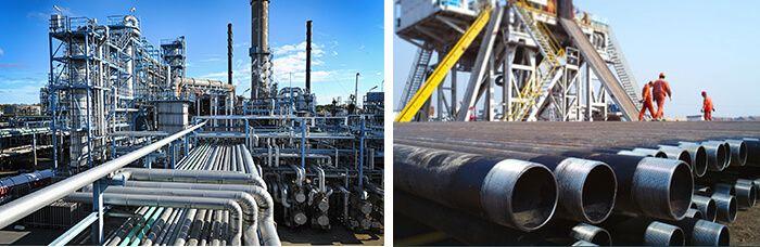 Клиновая проволока для нефтегазовой промышленности